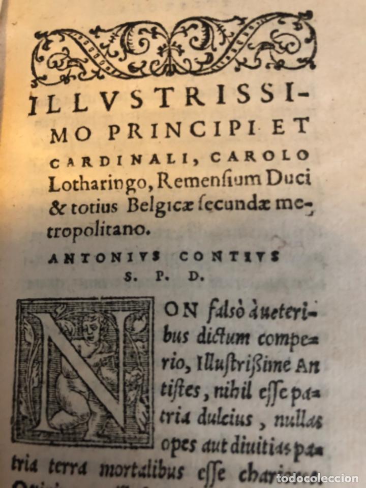 Libros antiguos: AÑO 1581 - CODIGO DE JUSTINIANO - Codex repetitae praelectionis - Corpus iuris civilis - Foto 7 - 218753481