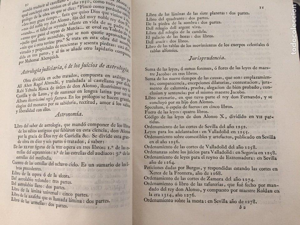 Libros antiguos: ENSAYO HISTORICO-CRITICO SOBRE LA ANTIGUA LEGISLACION Y PRINCIPALES...MARINA (1808) - Foto 3 - 218798608