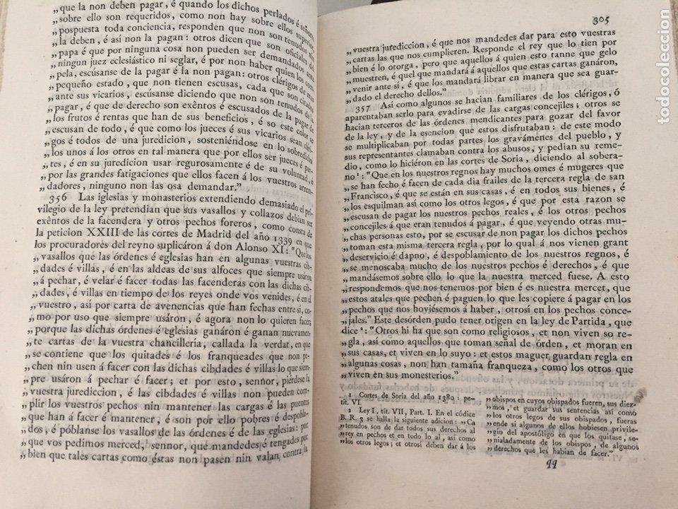 Libros antiguos: ENSAYO HISTORICO-CRITICO SOBRE LA ANTIGUA LEGISLACION Y PRINCIPALES...MARINA (1808) - Foto 6 - 218798608