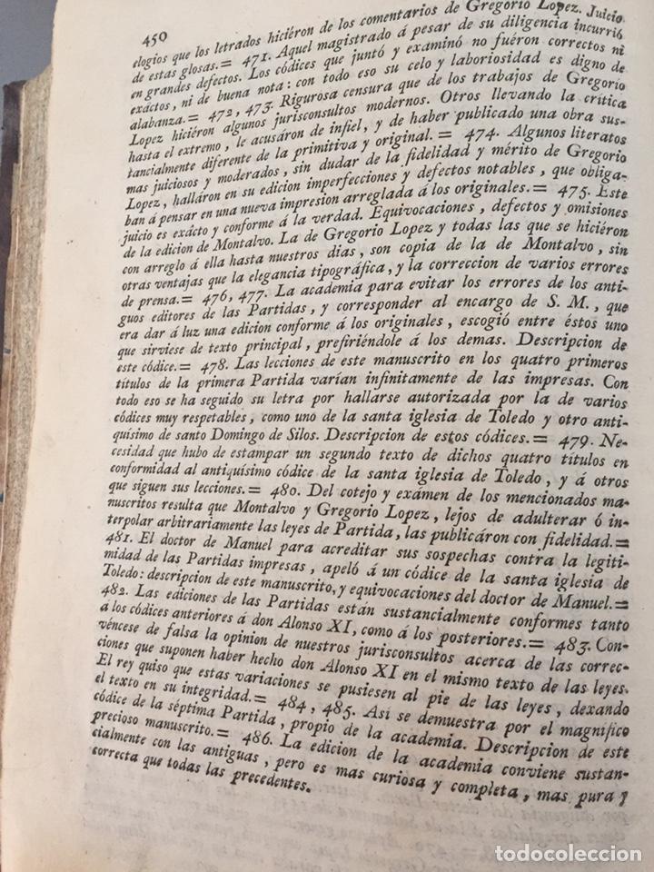 Libros antiguos: ENSAYO HISTORICO-CRITICO SOBRE LA ANTIGUA LEGISLACION Y PRINCIPALES...MARINA (1808) - Foto 9 - 218798608