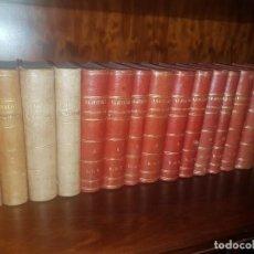 Libros antiguos: LA JUSTICIA - CRÓNICA OFICIAL (16 TOMOS) Y PARTE DOCTRINAL (6 TOMOS) - 1866-72. Lote 219026815