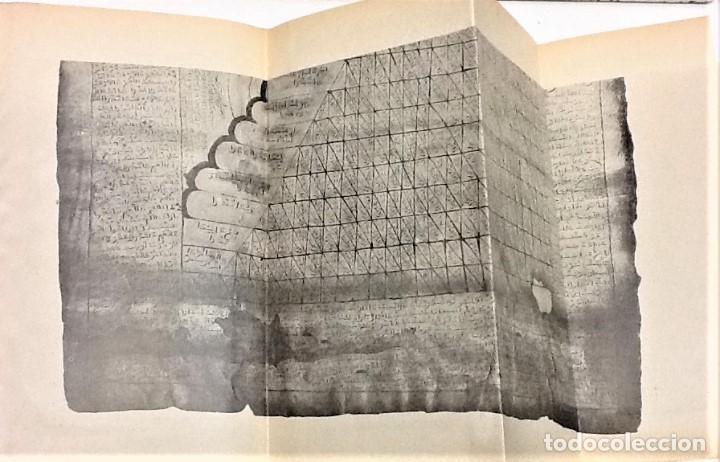 Libros antiguos: JOSE A. SANCHEZ PEREZ ... PARTICION DE HERENCIAS ENTRE LOS MUSULMANES DEL RITO MALEQUI ... 1914 - Foto 3 - 222268197