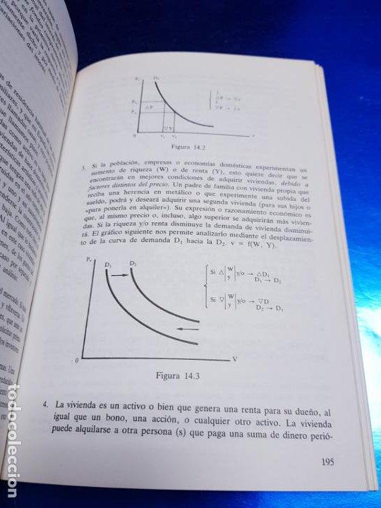 Libros antiguos: LIBRO-MACROECONOMIA-JOSE VILLACIS GONZALEZ-MADRID-1986-DYKINSON-VER FOTOS - Foto 10 - 222406442