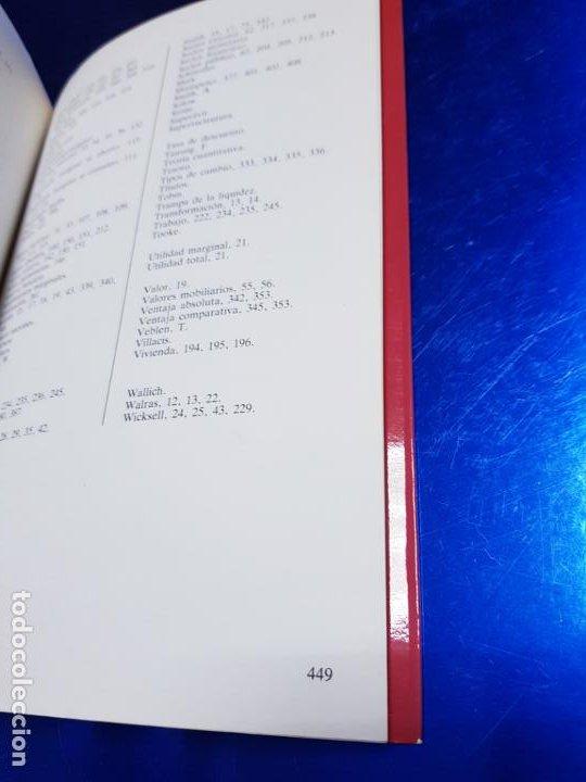 Libros antiguos: LIBRO-MACROECONOMIA-JOSE VILLACIS GONZALEZ-MADRID-1986-DYKINSON-VER FOTOS - Foto 12 - 222406442