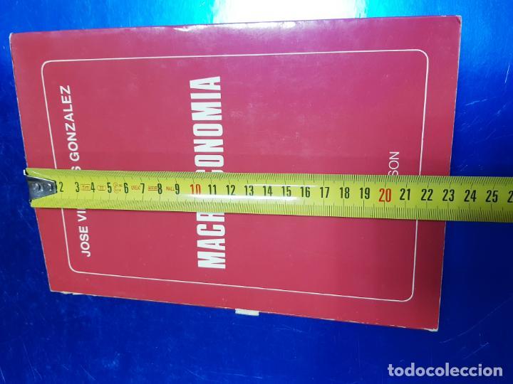 Libros antiguos: LIBRO-MACROECONOMIA-JOSE VILLACIS GONZALEZ-MADRID-1986-DYKINSON-VER FOTOS - Foto 13 - 222406442