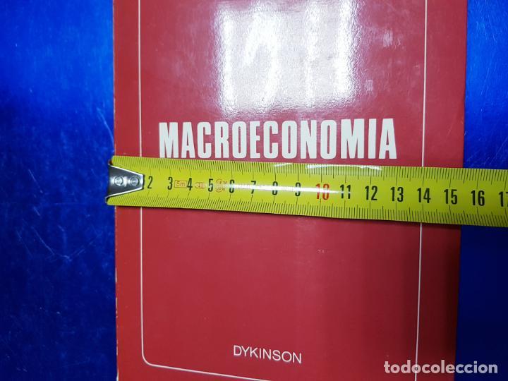 Libros antiguos: LIBRO-MACROECONOMIA-JOSE VILLACIS GONZALEZ-MADRID-1986-DYKINSON-VER FOTOS - Foto 14 - 222406442