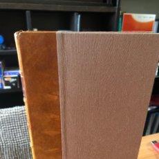 Libros antiguos: LA LEY Y LA SENTENCIA. HANS REICHEL. Lote 222871423