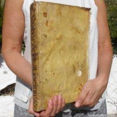 Libros antiguos: 1619 - DE RATIOCINIIS ADMINISTRATORUM - FRANCISCO MUÑOZ DE ESCOBAR - VALLADOLID - LERMA. Lote 224066647