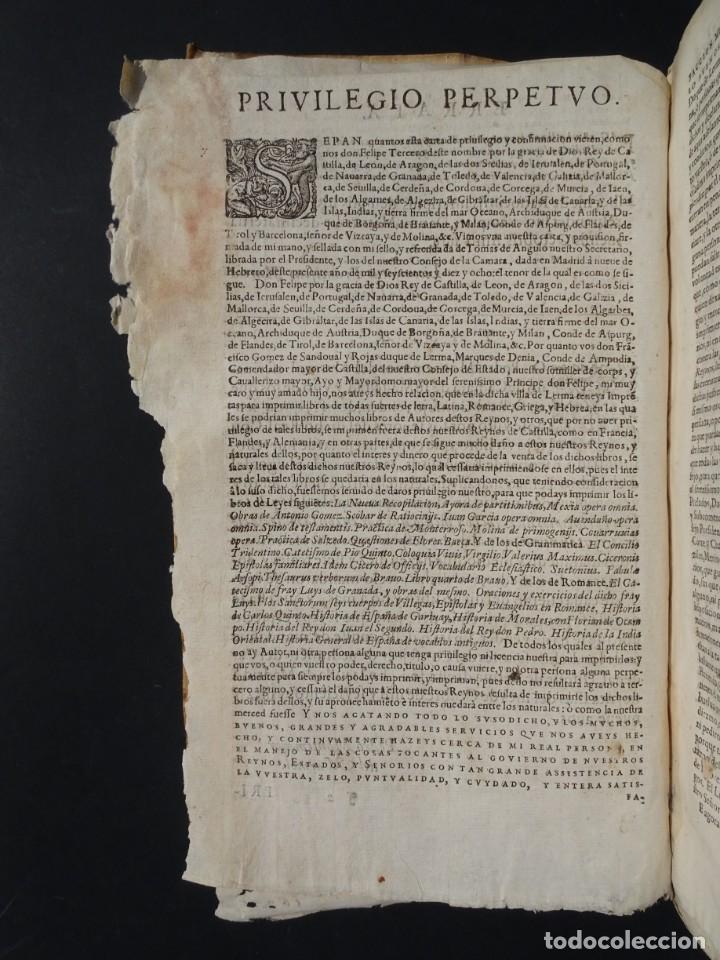 Libros antiguos: 1619 - DE RATIOCINIIS ADMINISTRATORUM - FRANCISCO MUÑOZ DE ESCOBAR - VALLADOLID - LERMA - Foto 4 - 224066647