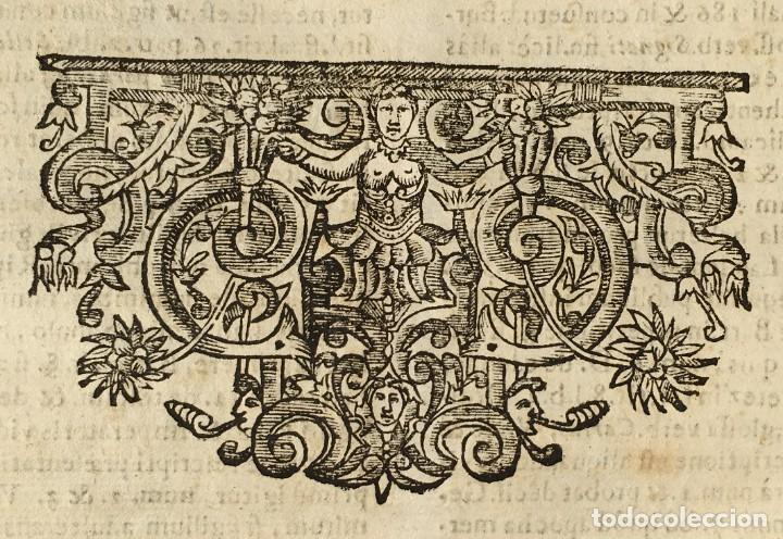 Libros antiguos: 1639 Derecho Indiano - fiscal - América - Alfaro, Francisco de - Tractatus de officio fiscalis - Foto 35 - 224631223