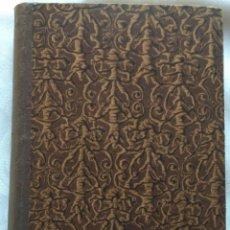 Libros antiguos: COMPENDIO DE LECCIONES ESCRITAS DE DERECHO ROMANO. M. RUBEN DE COUDER 1883. Lote 225641822