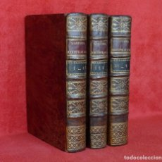Libros antiguos: AÑO 1805 - 31 CM - NOVÍSIMA RECOPILACIÓN DE LAS LEYES DE ESPAÑA - 7 KG - PRECIOSA OBRA COMPLETA. Lote 226810255