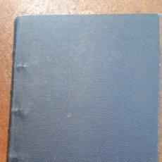 Libros antiguos: ANTIGUO LIBRO DE 1928 CONTESTACIONES COMPLETAS AL PROGRAMA PARA PROCURADOR DE LOS TRIBUNALES. Lote 228863395