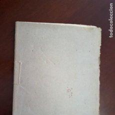 Libros antiguos: MÉTODO ACTUAL DE LA SUSTANCIACIÓN CIVIL Y CRIMINAL - 1 TOMO Y SUPLEMENTO - 1839. Lote 228888735