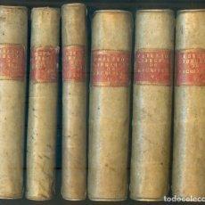 Livros antigos: NUMULITE L0507 LIBRERÍA DE ESCRIBANOS E INSTRUCCIÓN JURÍDICA JOSEPH FEBRERO MONDOÑEDO 1769 PÉREZSOTO. Lote 229789220
