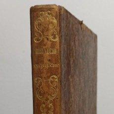 Libros antiguos: ELEMENTOS DEL DERECHO ROMANO SEGUN EL ORDEN DE LAS INSTITUCIONES POR J. HEINECIO AÑO 1842. Lote 233172390