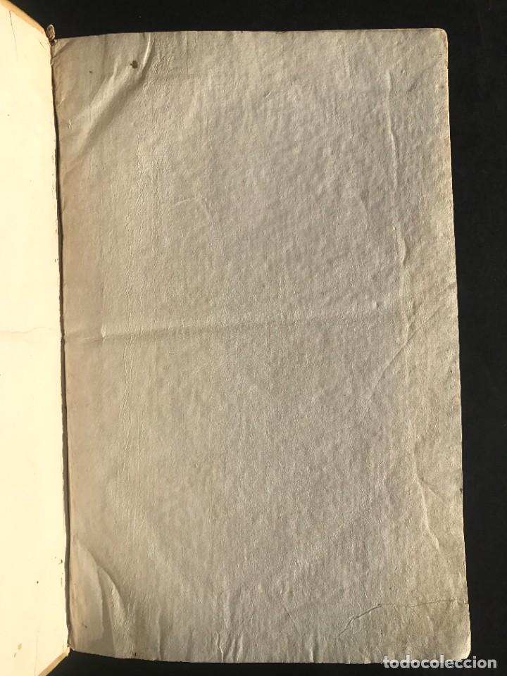 Libros antiguos: 1702 - AGUSTIN BARBOSA - PRAXIS METODICA EXIGENDI PENSIONES - DERECHO - PERGAMINO - Foto 3 - 233574270