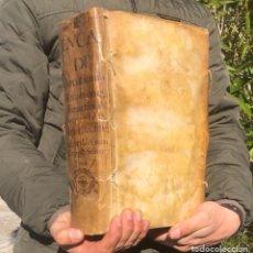 Libros antiguos: 1671 - THEATRUM VERITATIS ET IUSTITIAE - JUAN BAUTISTA DE LUCA - DERECHO - PERGAMINO. Lote 233575875