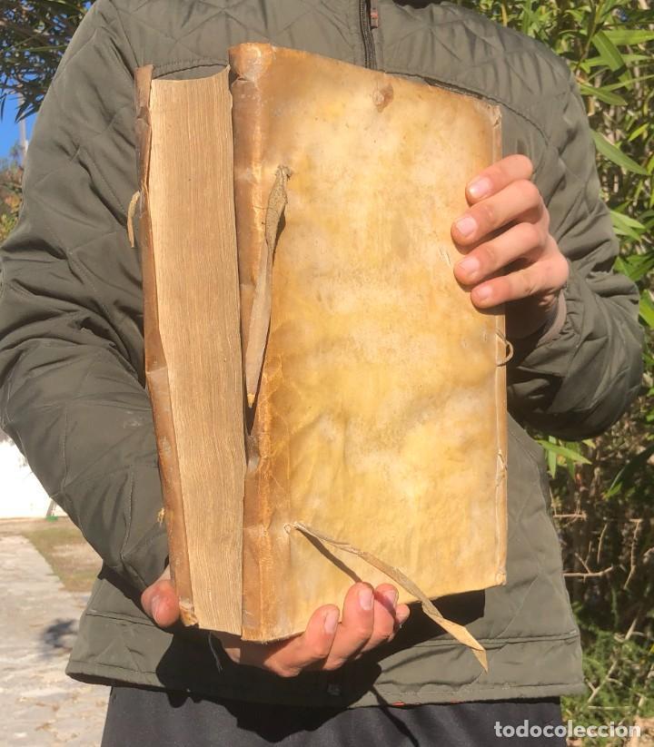 Libros antiguos: 1671 - THEATRUM VERITATIS ET IUSTITIAE - JUAN BAUTISTA DE LUCA - DERECHO - PERGAMINO - Foto 5 - 233575875