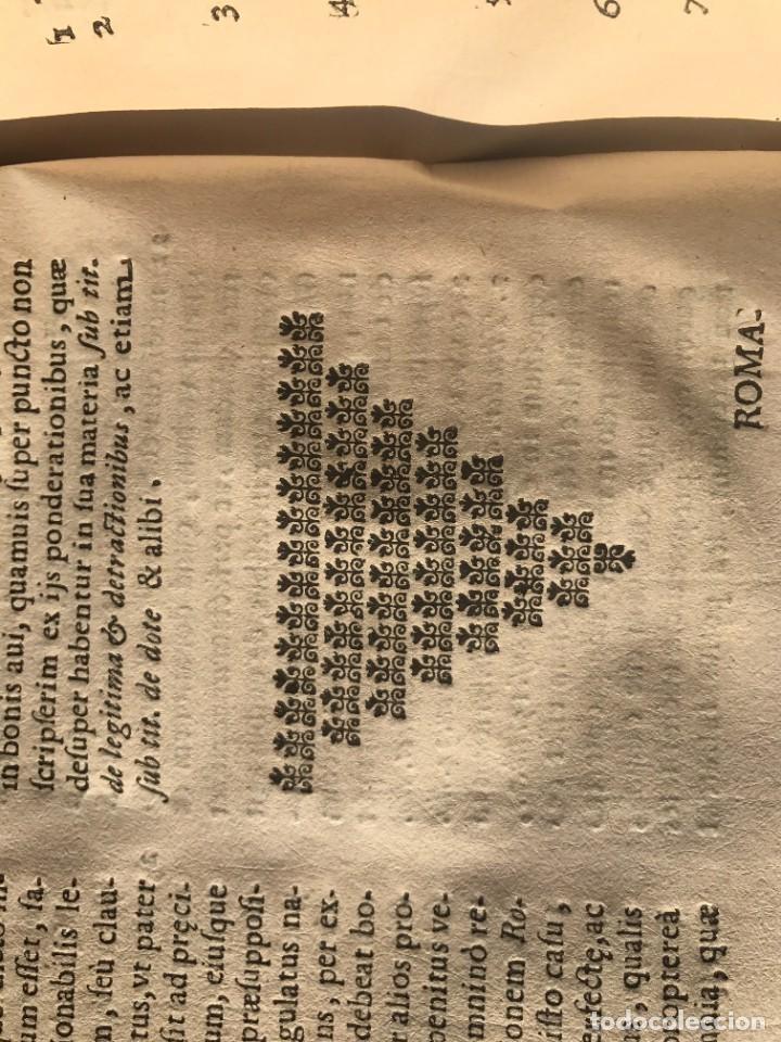 Libros antiguos: 1671 - THEATRUM VERITATIS ET IUSTITIAE - JUAN BAUTISTA DE LUCA - DERECHO - PERGAMINO - Foto 22 - 233575875
