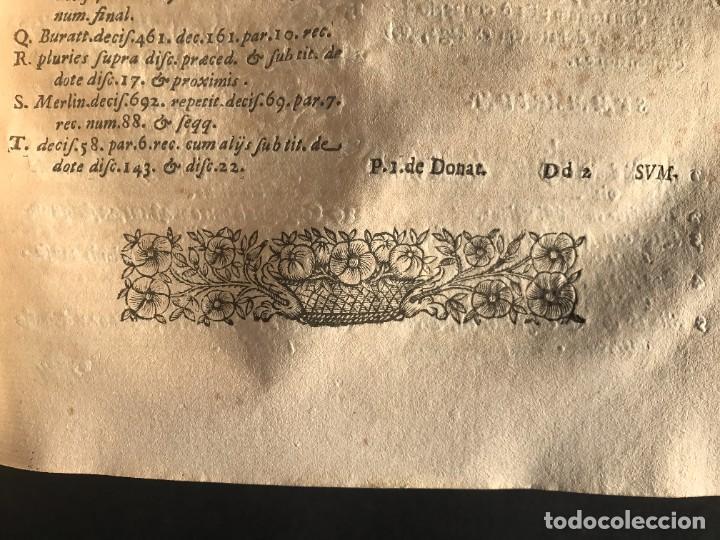 Libros antiguos: 1671 - THEATRUM VERITATIS ET IUSTITIAE - JUAN BAUTISTA DE LUCA - DERECHO - PERGAMINO - Foto 25 - 233575875
