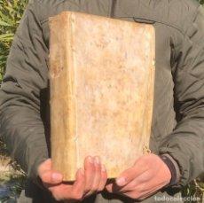 Libros antiguos: 1805 NOVISIMA RECOPILACION DE LAS LEYES DE ESPAÑA MANDADA POR CARLOS IV - PERGAMINO TOMOS IV Y V.. Lote 233600770