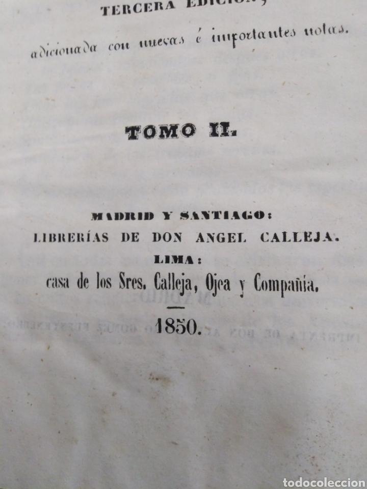 Libros antiguos: INSTITUCIONES DEL DERECHO CANÓNICO-DOMINGO CAVALLARIO-TOMO II-LIBRERÍA CALLEJA 1850-MIRAR FOTOS - Foto 4 - 235424340