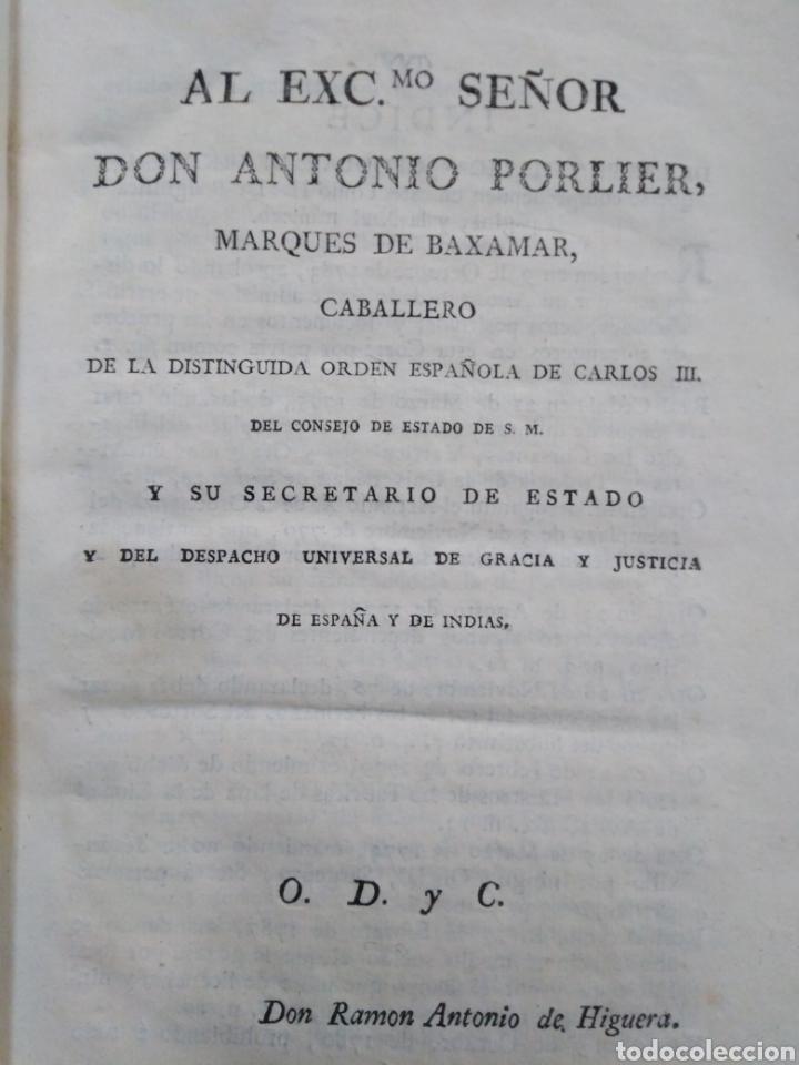 Libros antiguos: ADICCIÓN A LA LIBRERÍA DE JUECES-ULTIMISIMA Y UNIVERSAL-MANUEL SILVESTRE MARTÍNEZ-TOMÓ 10-1791 - Foto 7 - 235425935