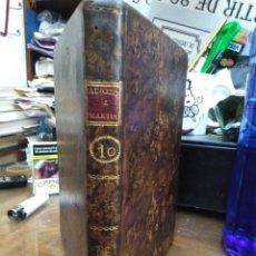 Libros antiguos: ADICCIÓN A LA LIBRERÍA DE JUECES-ULTIMISIMA Y UNIVERSAL-MANUEL SILVESTRE MARTÍNEZ-TOMÓ 10-1791. Lote 235425935