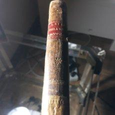 Libros antiguos: EXTRACTO DE LA NOVÍSIMA RECOPILACIÓN DE LEYES DE ESPAÑA.JUAN DE LA REGUERA VALDELOMAR .IMPRENTA 1815. Lote 235631270