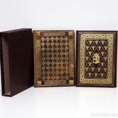 Libros antiguos: LEYES DE BURGOS DE 1512 Y VALLADOLID 1513. FACSÍMIL. EDICIÓN ESPECIAL DE 50 EJEMPLARES. 2 TOMOS. Lote 236309140