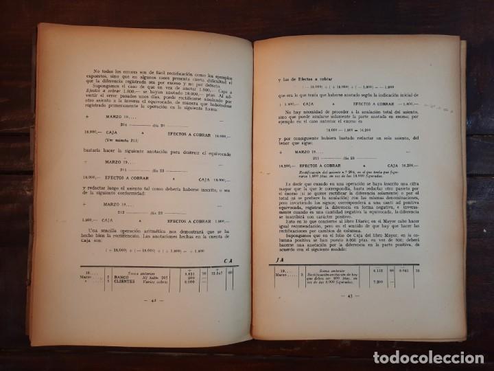 Libros antiguos: SINTESIS CONTABLE - JOSE GARDO - EDITORIAL CULTURA, 1932, BARCELONA - Foto 7 - 236324325