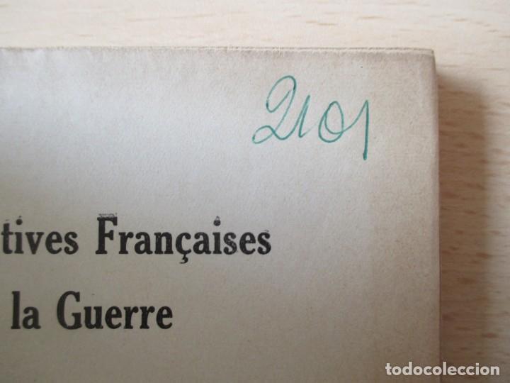 Libros antiguos: Les coopératives Françaises durant la Guerre, de Charles Gide - Foto 5 - 236500985