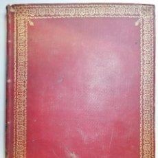 Livros antigos: CONSTITUCIÓN POLÍTICA DE LA MONARQUÍA ESPAÑOLA .1812. EDICIÓN PRÍNCIPE.. Lote 236501245