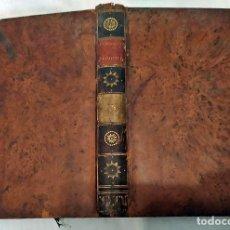 Livros antigos: AÑO 1802. LEGISLACIÓN PRIMITIVA, CONSIDERADA EN LOS ÚLTIMOS DÍAS A LA LUZ ÚNICA DE LA RAZÓN.. Lote 241657350