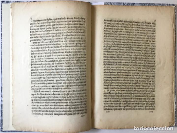Libros antiguos: POR LOS ILUSTRISSIMOS SEÑORES MARQUES DE COSCOJUELA, MARQUESA DE SAN FELICES, Y VARONESSA DE... - Foto 2 - 243536930