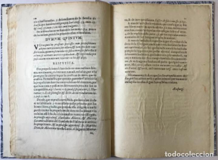 Libros antiguos: POR LOS ILUSTRISSIMOS SEÑORES MARQUES DE COSCOJUELA, MARQUESA DE SAN FELICES, Y VARONESSA DE... - Foto 6 - 243536930
