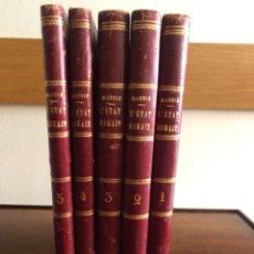 Libros antiguos: L'ETAT ROMAIN MADVIG. Lote 244529265