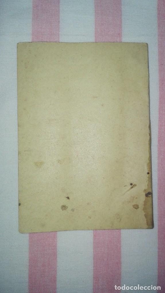 Libros antiguos: Tablas de reducción de kilos a arrobas valencianas y de arrobas castellanas.Año 1913 - Foto 2 - 245133095