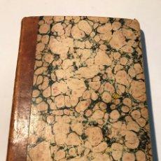Libros antiguos: ELEMENTOS DEL DERECHO CIVIL Y PENAL DE ESPAÑA CUARTA EDICION TOMO SEGUNDO 1854. Lote 245743000