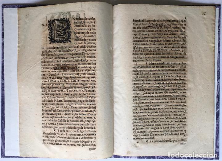 Libros antiguos: POR EL LICE[N]CIADO D. JUAN MUÑOZ DEL CASTILLO, presbitero, por si, y los demas sacerdotes... - Foto 2 - 245780345