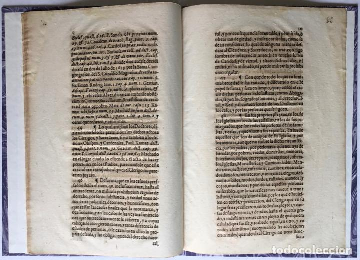 Libros antiguos: POR EL LICE[N]CIADO D. JUAN MUÑOZ DEL CASTILLO, presbitero, por si, y los demas sacerdotes... - Foto 4 - 245780345