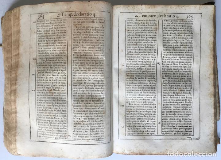 Libros antiguos: COMMENTARIUS ANALYTICUS AD CONSTITUTIONEM EX INSIGNIORIBUS PRINCIPATUS CATHALONIAE... 1629 - Foto 5 - 246480220