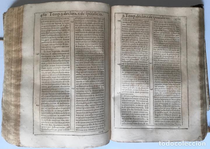 Libros antiguos: COMMENTARIUS ANALYTICUS AD CONSTITUTIONEM EX INSIGNIORIBUS PRINCIPATUS CATHALONIAE... 1629 - Foto 6 - 246480220