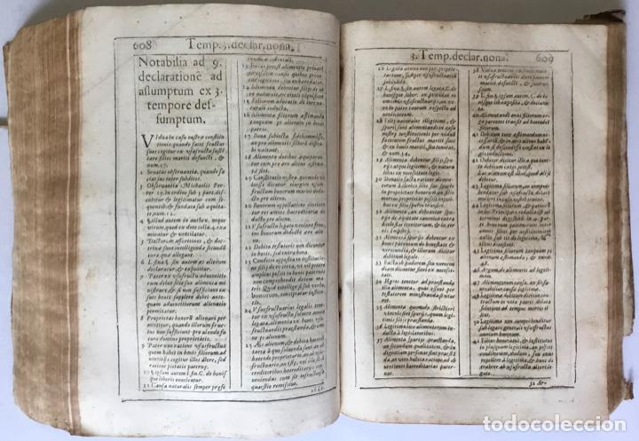 Libros antiguos: COMMENTARIUS ANALYTICUS AD CONSTITUTIONEM EX INSIGNIORIBUS PRINCIPATUS CATHALONIAE... 1629 - Foto 12 - 246480220