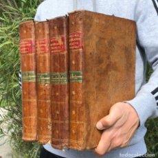 Libros antiguos: 1805 NOVISIMA RECOPILACION DE LAS LEYES DE ESPAÑA - DERECHO - CARLOS IV. Lote 251197925