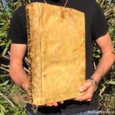Libros antiguos: 1651 - SALGADO DE SOMOZA - PRIMERA EDICIÓN DE LABYRINTHUS CREDITORUM -. Lote 251376325