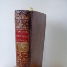 Libros antiguos: ¡¡ DOMINICI, CAVALLARII IN REGIA NEOPOLITANA. AÑO 1786. !!. Lote 252437895