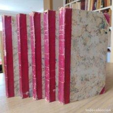 Libros antiguos: DICCIONARIO DE HACIENDA DE JOSÉ CANGA ARGÜELLES, IMPRENTA DE CALERO, LONDRES, 1826. Lote 257293025