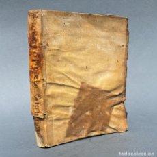 Libros antiguos: AÑO 1588 - DE APPELLATIUA VERBORUM VTRIUSQUE IURIS - DERECHO - PERGAMINO - TRATADO SOBRE APELACION. Lote 259839035